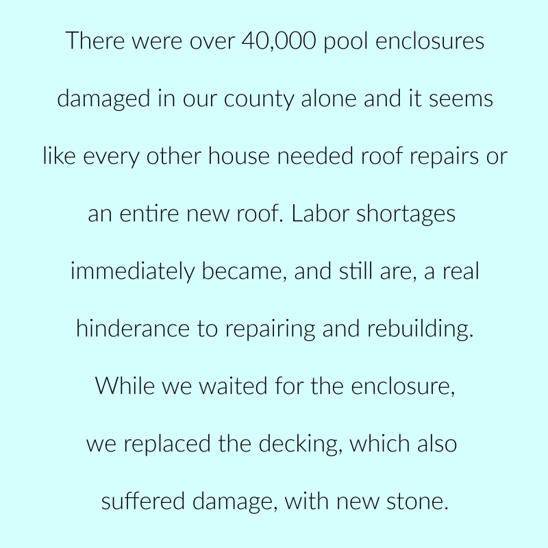 40 000 pool enclosures