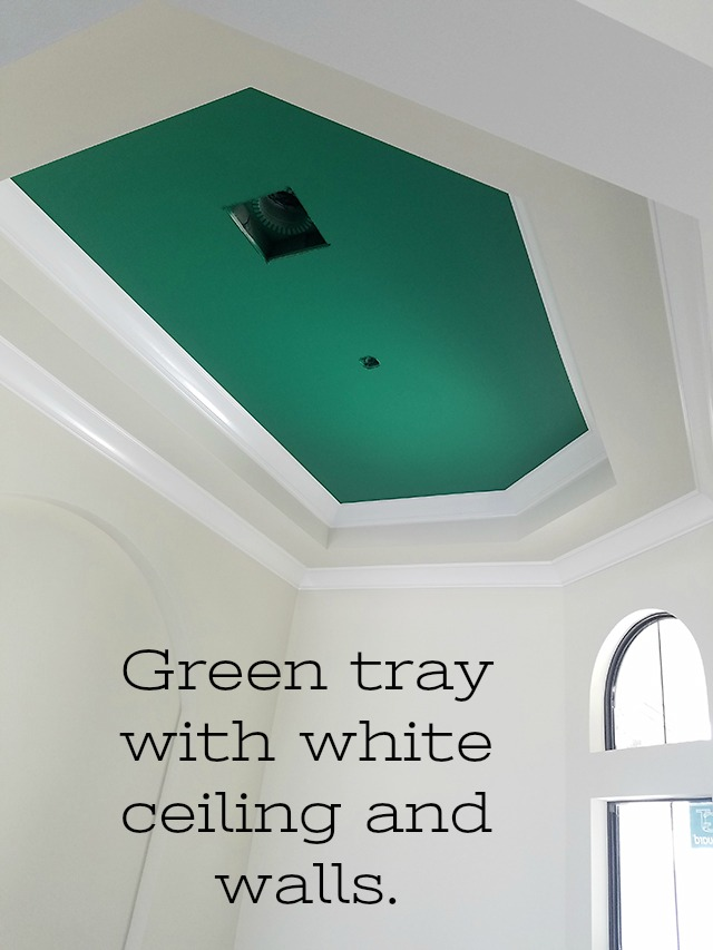 Green tray ng.comportfoliotray-ceilings