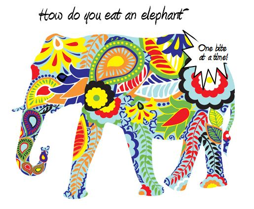Eating-an-elephant