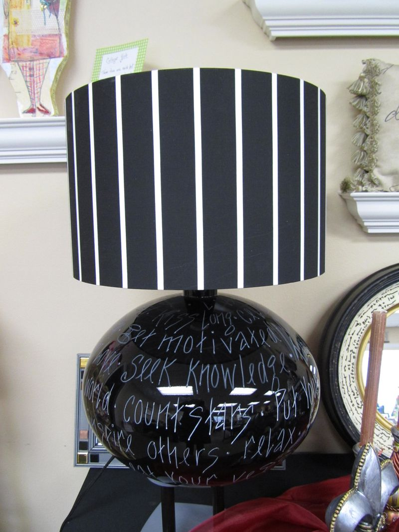 Bab's lamp