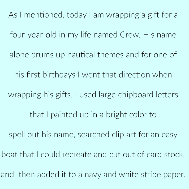 Gift wrap p 7