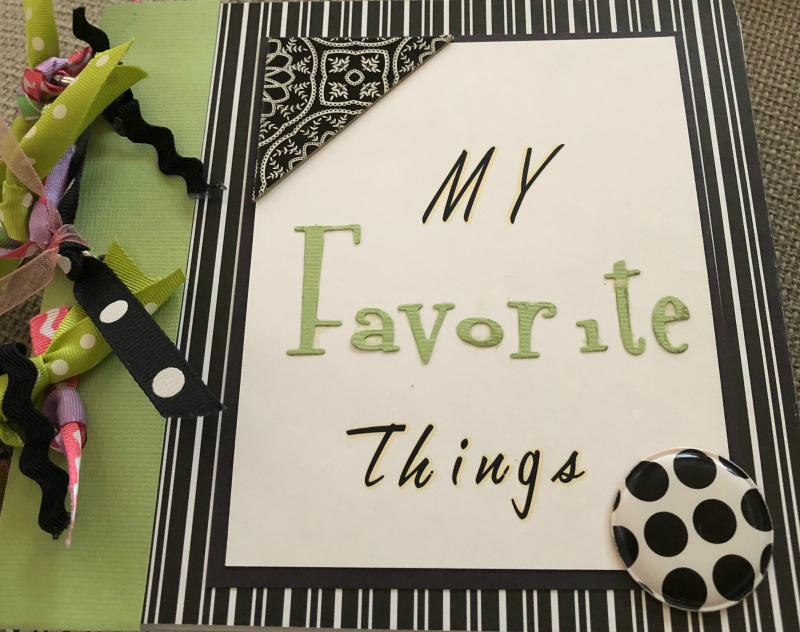 Favorite things photo
