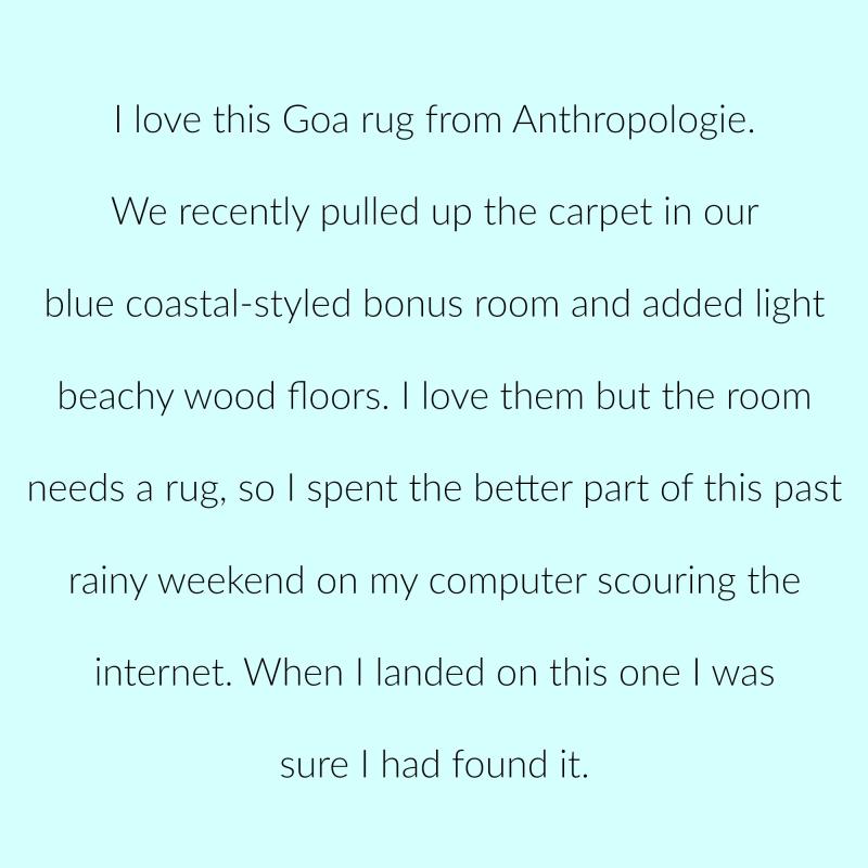 Blue room rug p 1