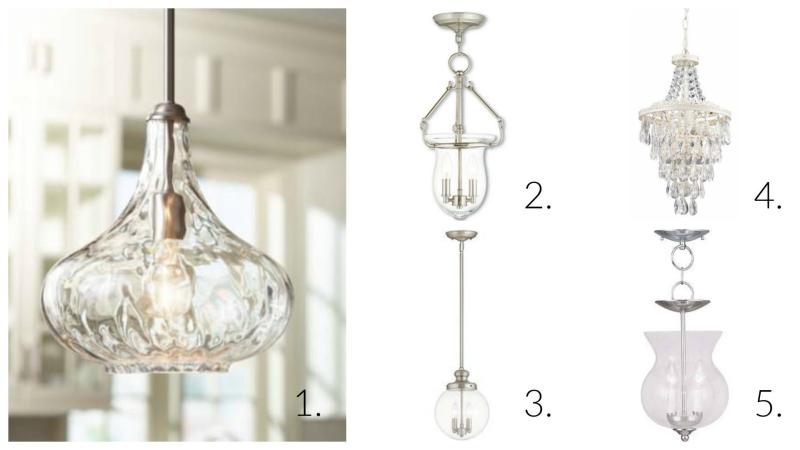 Pendant lights (1)
