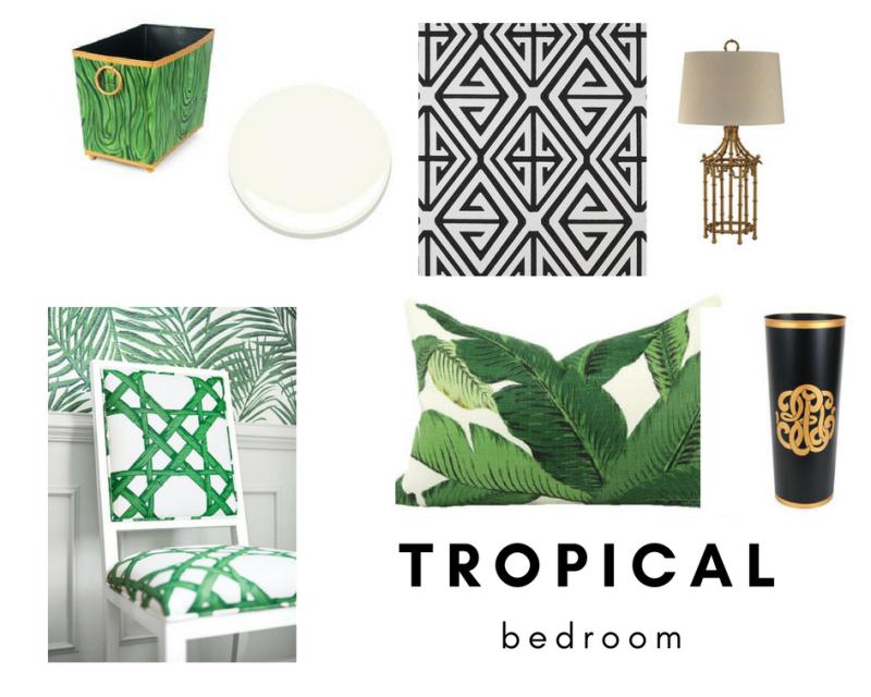 Tropical Bedroom copy