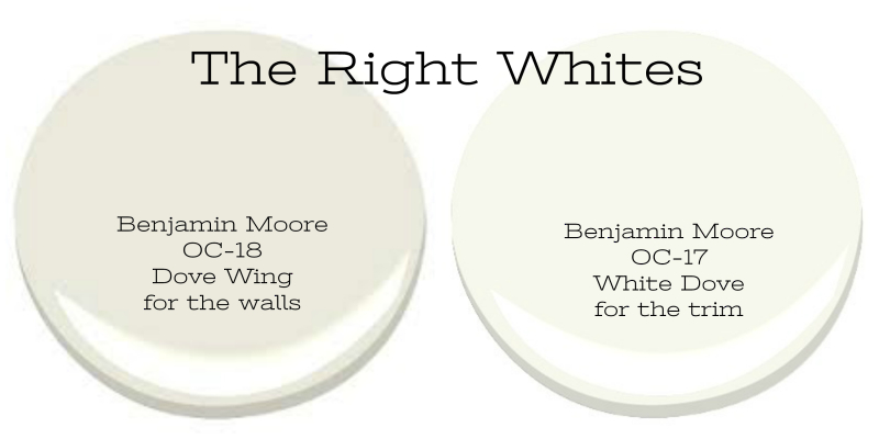 The Right Whites