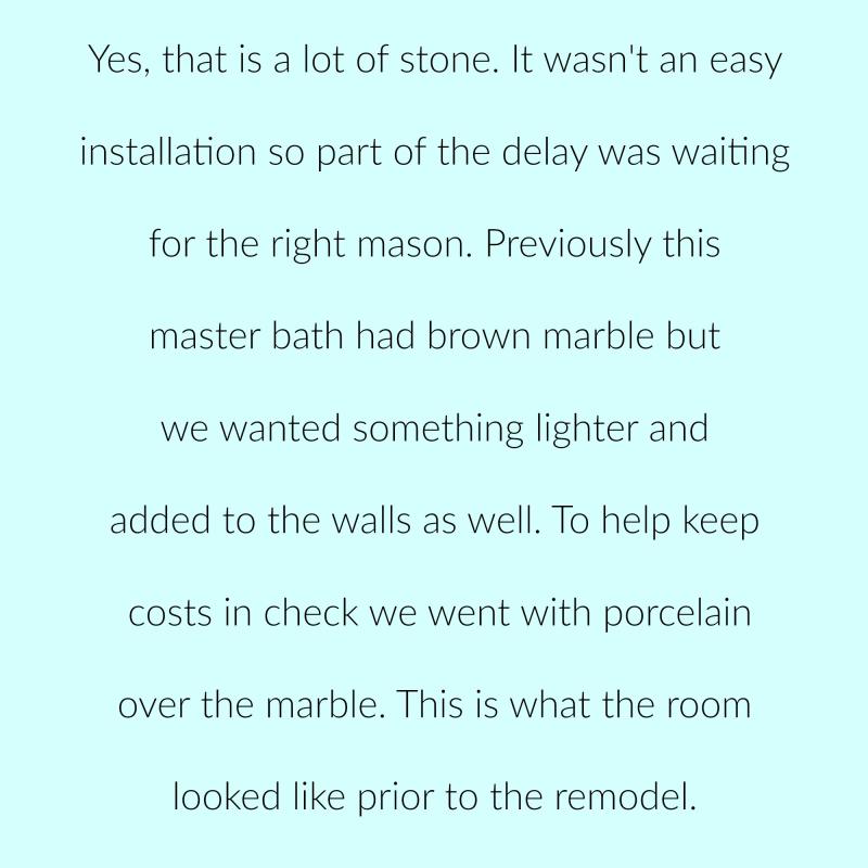 Master bath reveal p 2