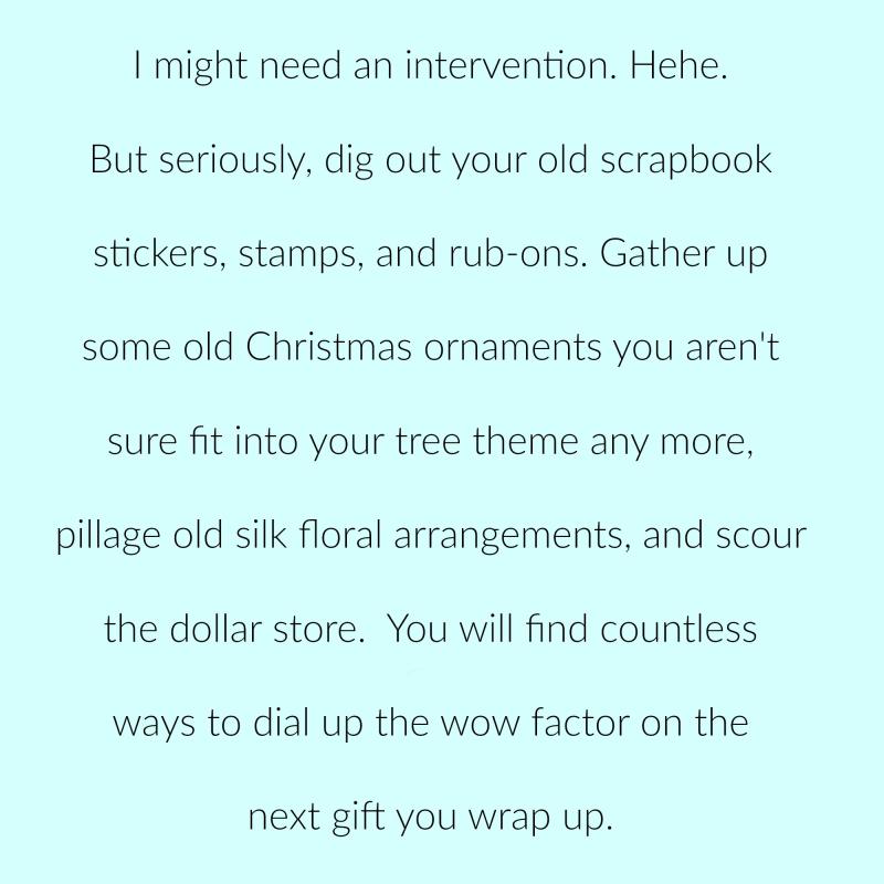 Gift wrap p 12