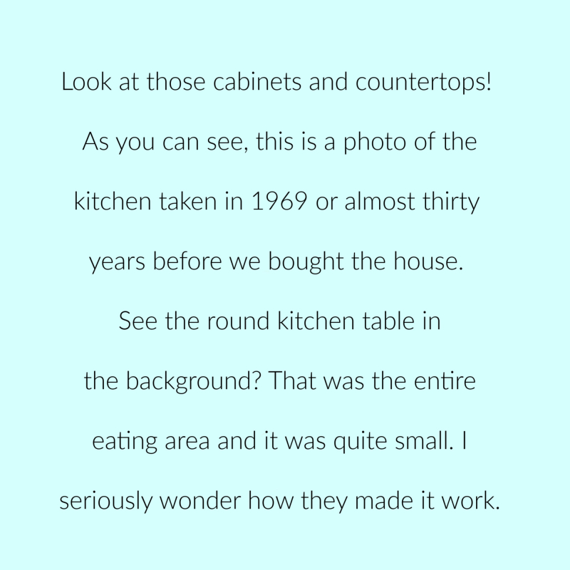 Twenty years kitchen p 2