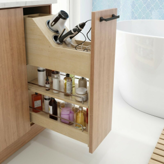 Grooming+Organizer+Insert+Hair+Tool+Holder