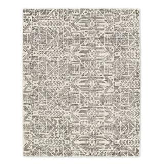 West elm living room rug