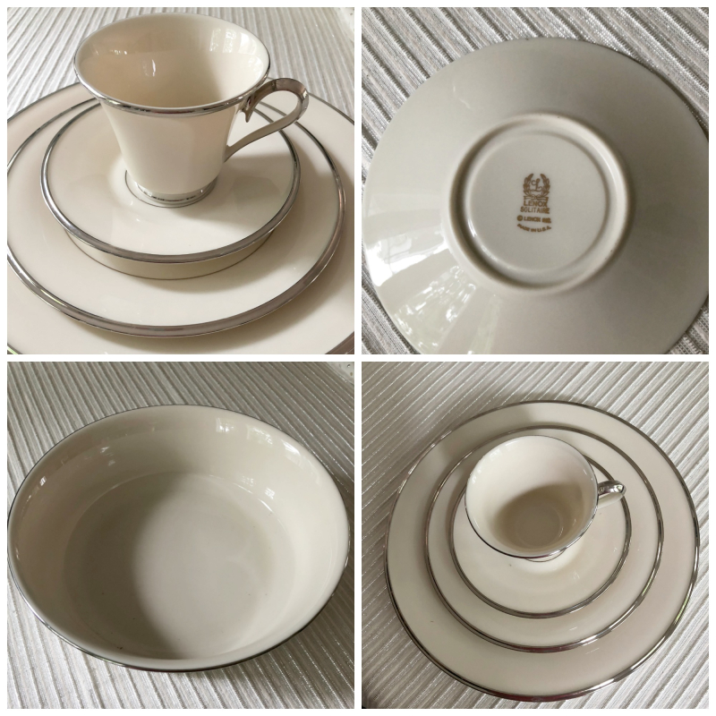 Lenox China Solitiare