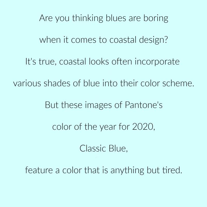Classic blue p 1