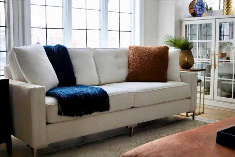 Norwalk sofa March 2021