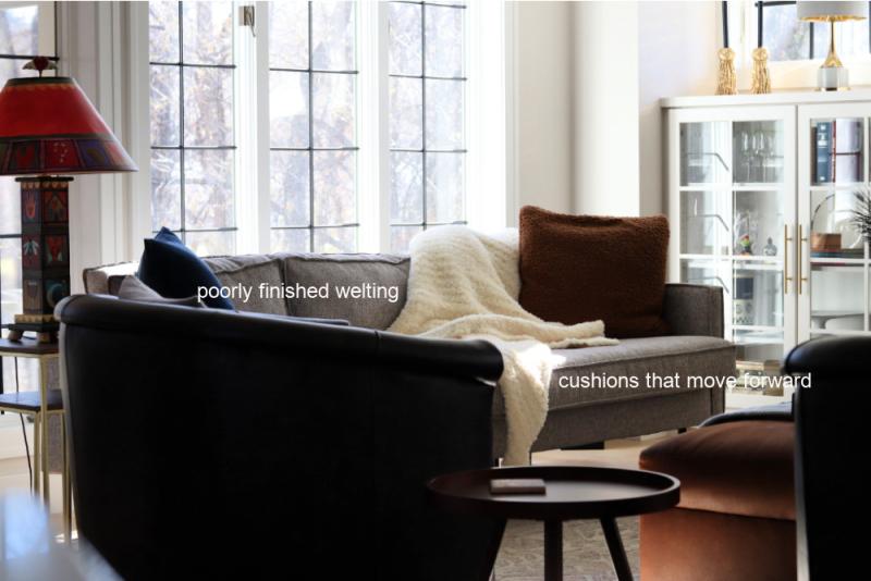 Sofa fail