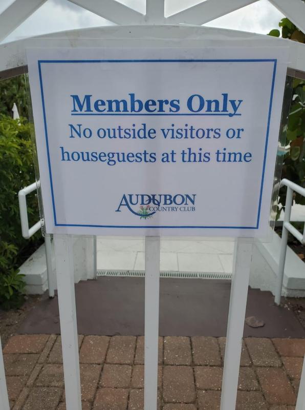 No guests