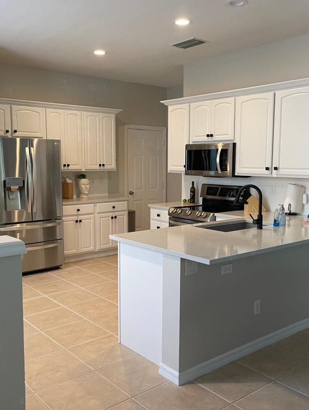 Adam's kitchen remodel