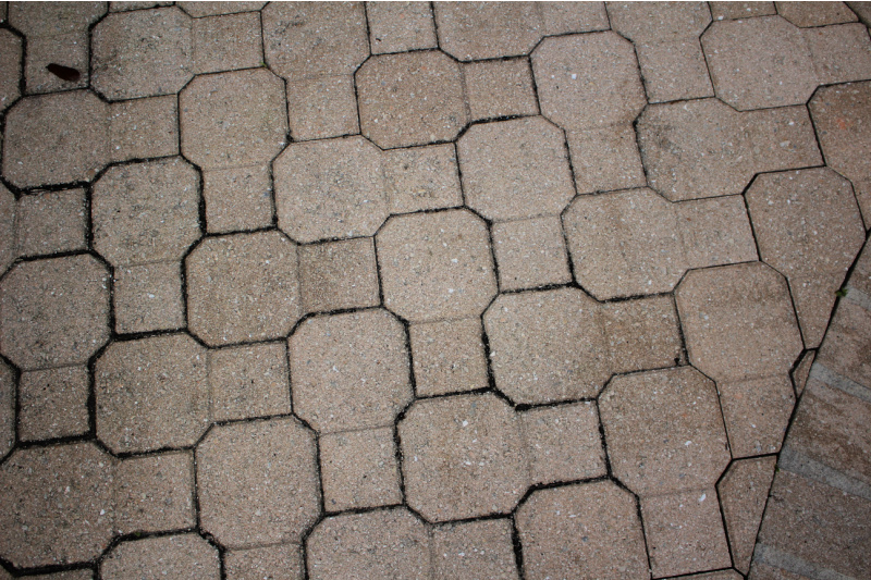 Old pavers