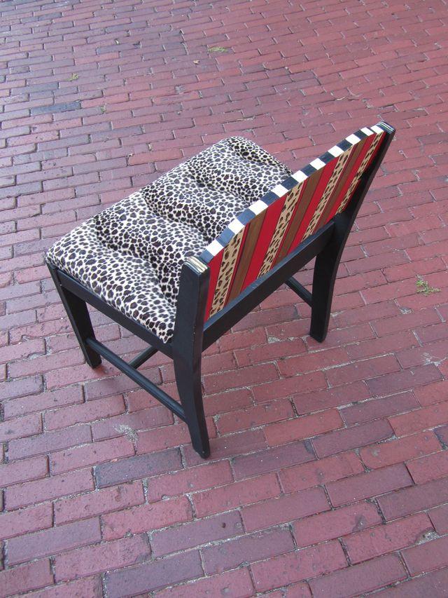Vanity Chair 1